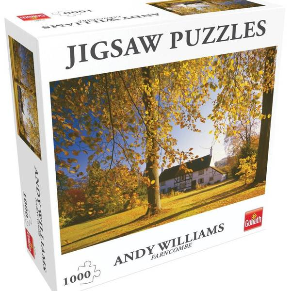 Bilde av Jigsaw Puzzles Andy Williams Farncobe