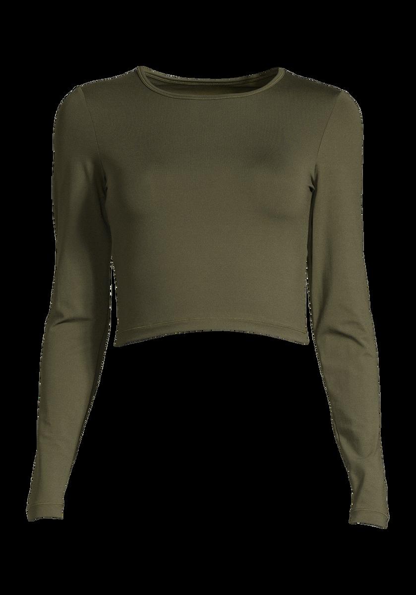 Casall Crop Long Sleeve