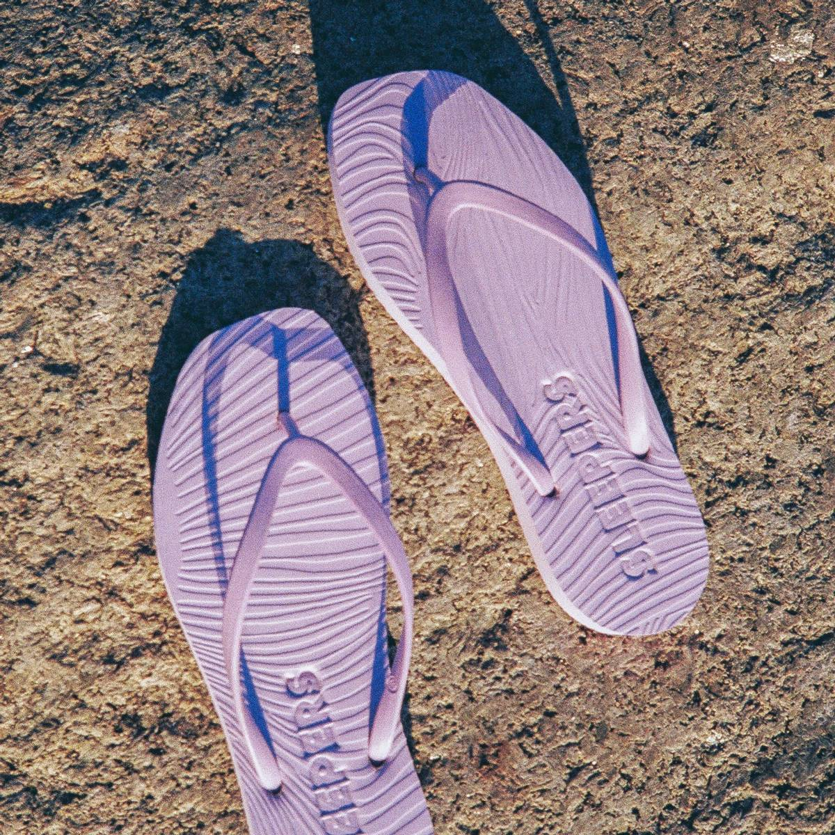 Sleepers Tapered Lavender