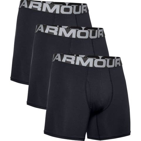Bilde av Under Armour UA Charged Cotton 6in 3 Pack