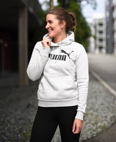 Bilde av Puma ESS Logo Hoody FL