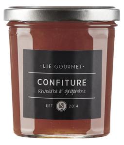 Bilde av Lie Gourmet marmelade rabarbra & ingefær