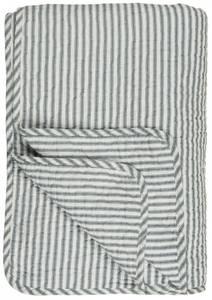 Bilde av Ib Laursen Quilt svarte striper