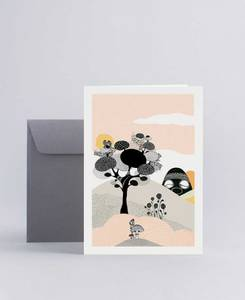 Bilde av Mini Empire Talking Tree kort