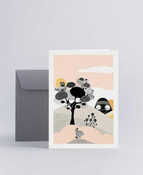 Mini Empire Talking Tree kort