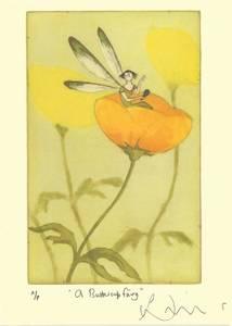 Bilde av Buttercup Fairy kort - Two Bad Mice