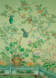 Bilde av Emerald Garden kort - Two Bad Mice