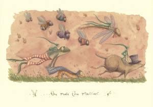 Bilde av The More the Merrier kort - Two Bad Mice