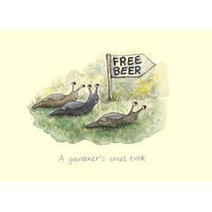 Bilde av Free Beer kort - Two Bad Mice