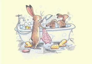 Bilde av Hare Spray kort - Two Bad Mice
