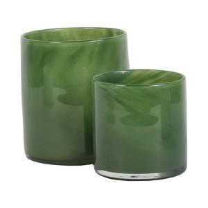Bilde av Tell me more Lyric telysholder mørk grønn M