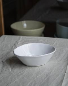 Bilde av Casagent Oval skål bianco