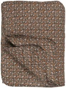 Bilde av Ib Laursen Quilt svart m/minimønster