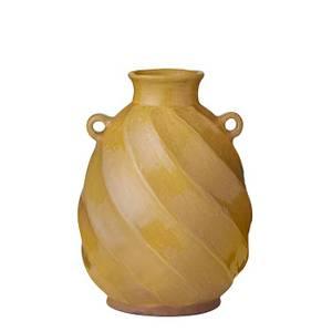 Bilde av Bungalow Vital vase ochre høy