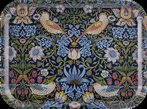 Bilde av Åry Home Strawberry Thief brett 27x22 cm.
