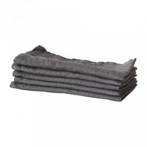 Bilde av Tell me more Lin kjøkkenhåndkle mellomgrå