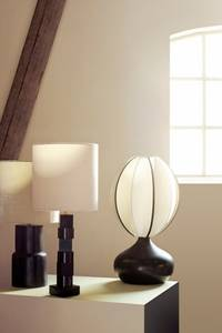 Bilde av Oi Soi Oi Lampefot sylinder matt svart