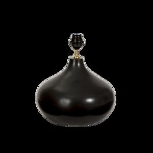 Bilde av Oi Soi Oi Lampefot bulp matt svart