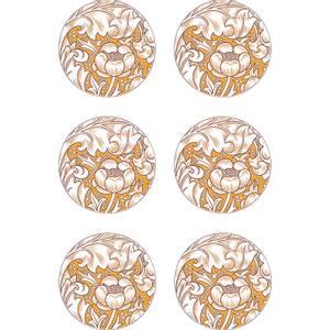 Bilde av Åry Home Bachelors Button coaster/glassunderlag