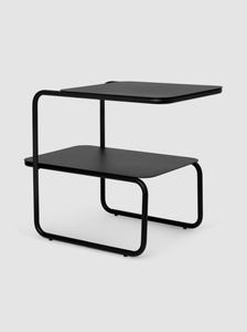 Bilde av ferm LIVING Level Side Table black
