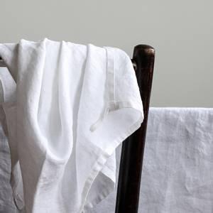 Bilde av Tell me more Lin kjøkkenhåndkle hvit