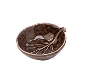 Bilde av Bordallo skål XXS brun