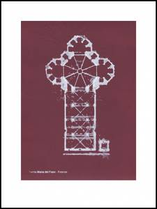 Bilde av Pernille Folcarelli Santa Maria 30x40 trykk