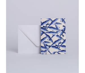 Bilde av Season Paper Sardines kort
