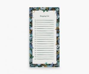 Bilde av Garden Party Blue handleliste Paper Co