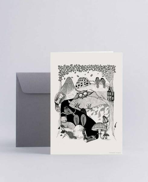 Mini Empire Deep woods kort