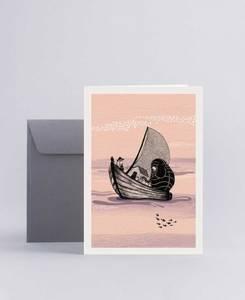 Bilde av Mini Empire Sailing kort