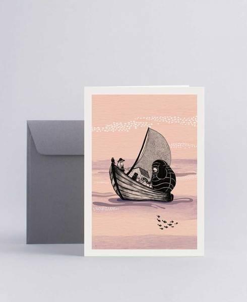 Mini Empire Sailing kort