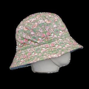 Bilde av Bon Dep Strawberry Thief organic bucket hat