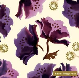 Bilde av Ihr servietter Purple Poppy EB