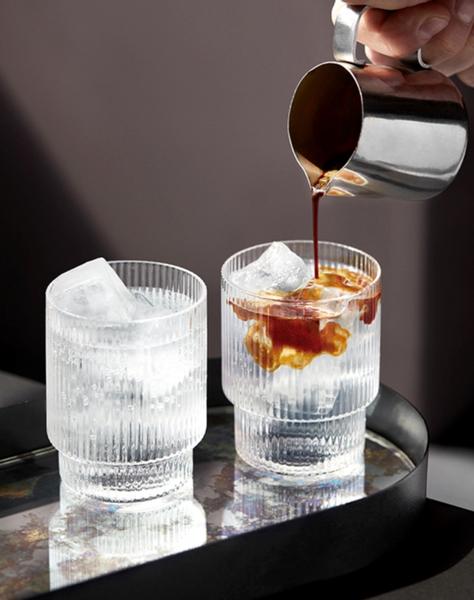 ferm LIVING Ripple drikkeglass 4pk