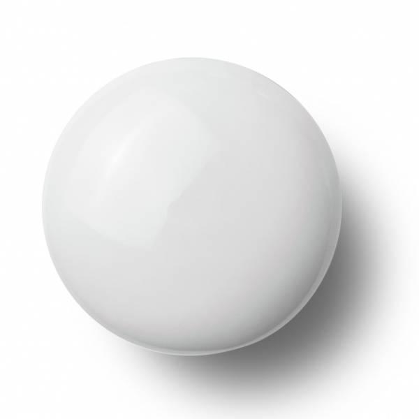 Anne Black Tilt knott blank hvit