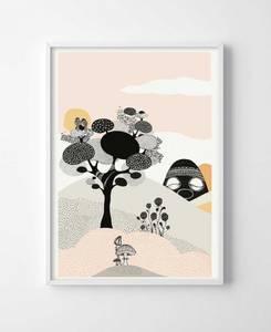 Bilde av Mini Empire Talking Tree plakat
