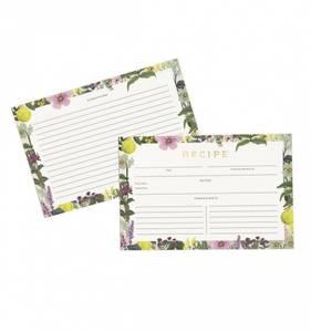 Bilde av Herb garden Recipe Cards Rifle Paper Co