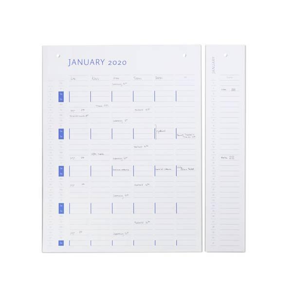Refill Planner Board by Wirth