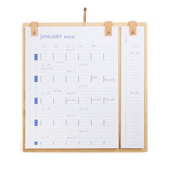 Kalender Planner Board by Wirth