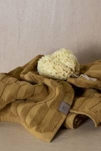 Bilde av Mette Ditmer Geo dusjhåndkle curry