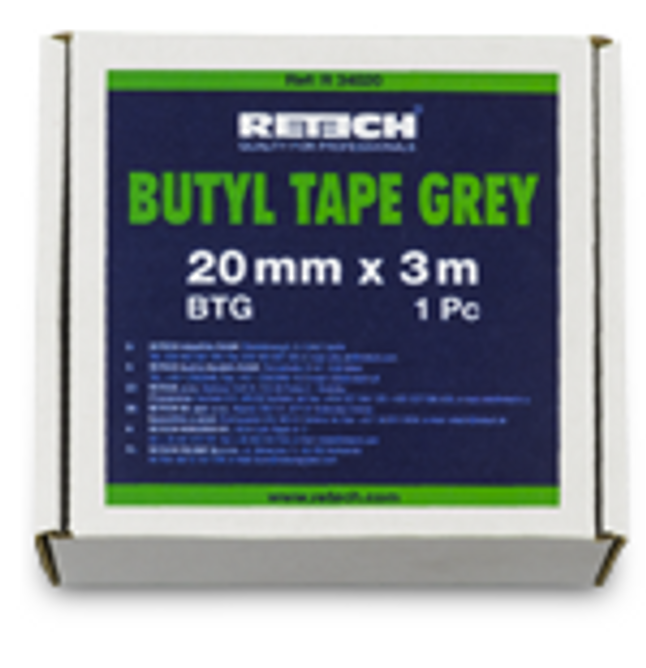 Bilde av Butyl tape grey (20mmx3m)