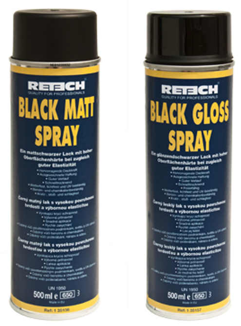 Bilde av Black spray
