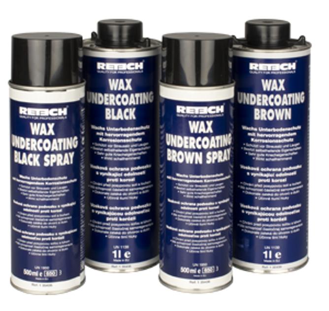 Bilde av Wax undercoating spray