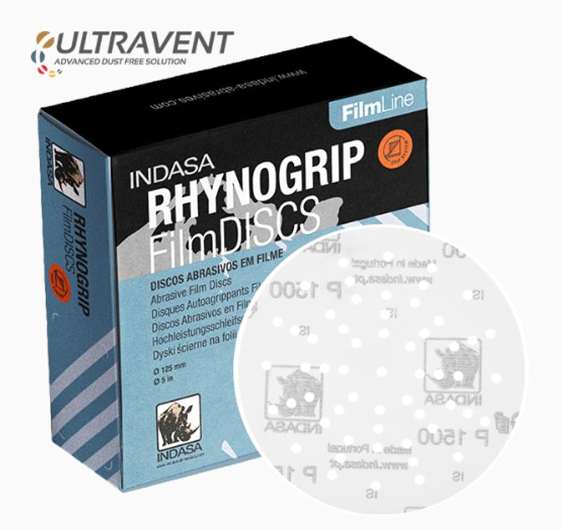 Rhynogrip FilmLine 150mm 6+1H 50pk sliperondell - Kemtek