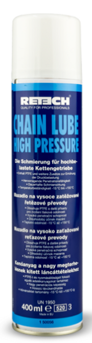 Bilde av Chain lube high pressure