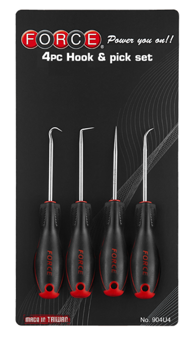 Bilde av Hook & pick set 4pcs