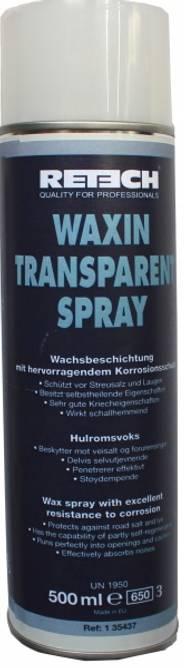 Bilde av Waxin transparent spray
