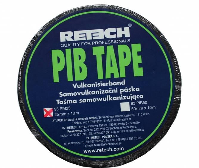 Bilde av Pib tape 25mmx10m
