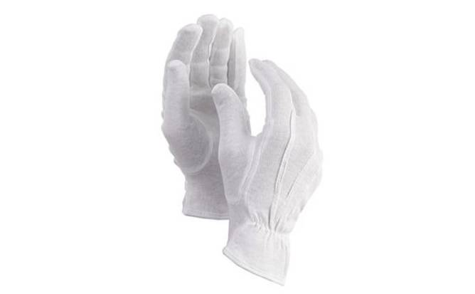 Bilde av Handi tekstil hanske hvit